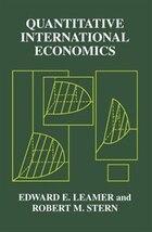 Quantitative International Economics