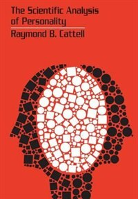 Book The Scientific Analysis of Personality by Raymond B. Cattell