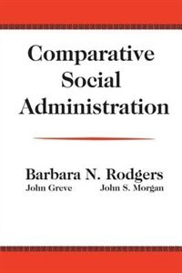 Book Comparative Social Administration by Barabra N. Rodgers