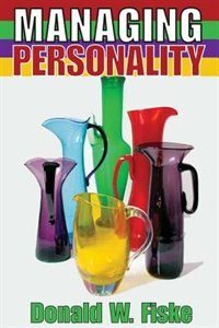 Book Managing Personality by Donald W. Fiske