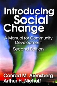 Introducing Social Change: A Manual for Community Development