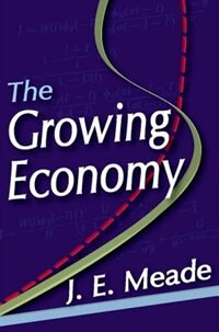 Book The Growing Economy by J. E. Meade