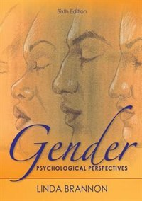 Book Gender: Psychological Perspectives, Sixth Edition by Linda Brannon