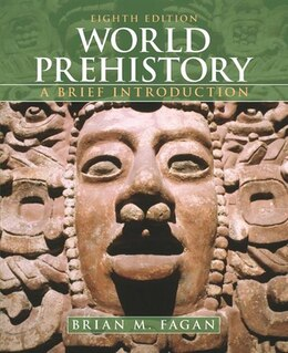 Book World Prehistory: A Brief Introduction by Brian M. Fagan