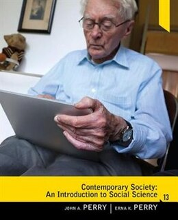 Book Contemporary Society: An Introduction to Social Science by John A Perry