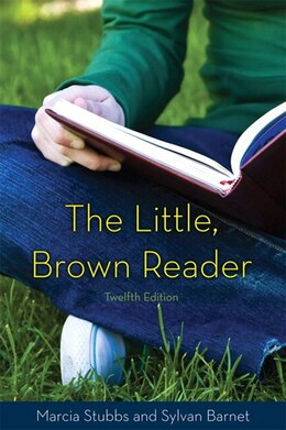 Book The Little Brown Reader by Marcia Stubbs