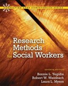 Research Methods For Social Workers Plus Mysocialworklab With Etext -- Access Card Package