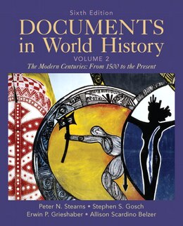 Book Documents in World History, Volume 2 by Allison Scardino Belzer