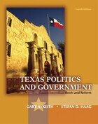 Texas Politics and Government