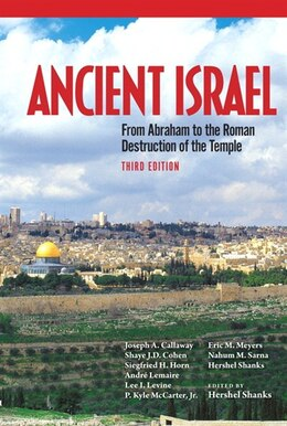Book Ancient Israel by Hershel Shanks