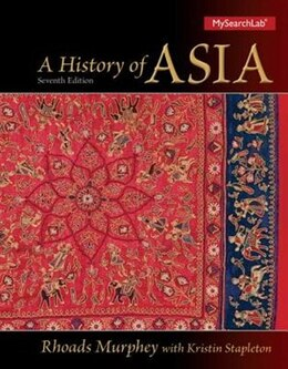 Book A History Of Asia by Rhoads Murphey