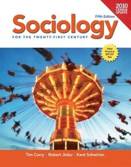 Book Sociology for the 21st Century, Census Update by Tim Curry