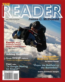Book The Reader by James C. Mcdonald