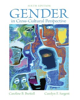 Book Gender In Cross-cultural Perspective by Caroline B. Brettell
