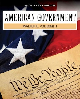 Book American Government by Walter E. Volkomer