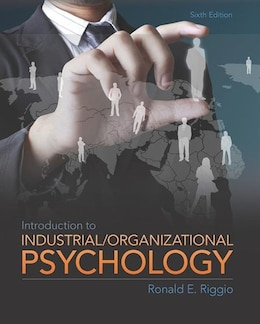 Book Introduction To Industrial And Organizational Psychology by Ronald E. Riggio