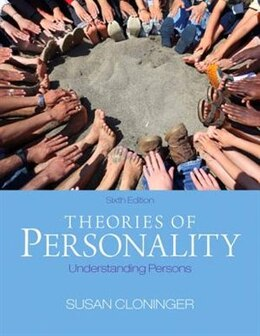 Book Theories Of Personality: Understanding Persons by Susan C. Cloninger