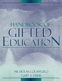 Book Handbook of Gifted Education by Nicholas Colangelo
