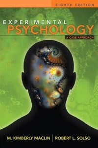 Experimental Psychology: A Case Approach