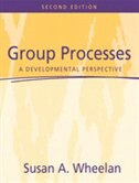 Book Group Processes: A Developmental Perspective by Susan A. Wheelan