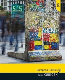 Book European Politics by Paul Kubicek