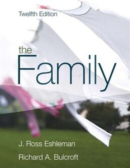 Book The Family by J. Ross Eshleman