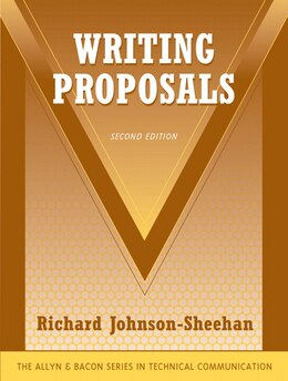 Book Writing Proposals by Richard Johnson-sheehan