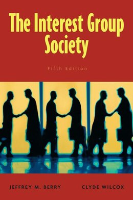Book Interest Group Society by Jeffrey M Berry