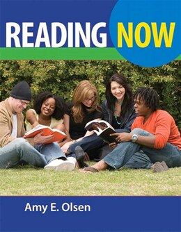 Book Reading Now by Amy E. Olsen
