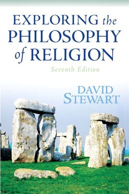Book Exploring the Philosophy of Religion by David Stewart
