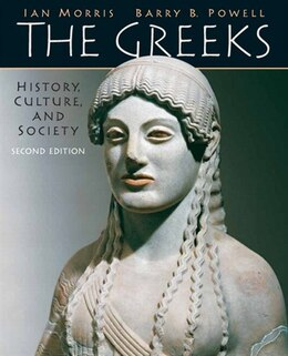 Book The Greeks: History, Culture, and Society by Ian Morris