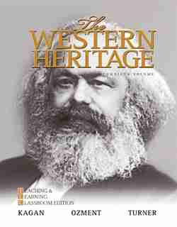 The Western Heritage: Teaching and Learning Classroom Edition, Combined Volume by Donald M. Kagan
