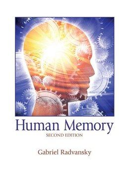 Book Human Memory: Second Edition by Gabriel A. Radvansky