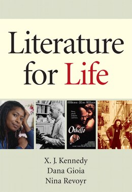 Book Literature for Life by X. J. Kennedy