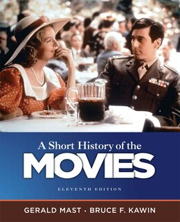 Book A Short History of the Movies by Gerald Mast