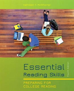 Book Essential Reading Skills by Kathleen T. Mcwhorter
