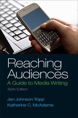 Book Reaching Audiences by Jan Johnson Yopp