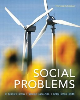 Book Social Problems by D. Stanley Eitzen