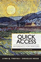 Quick Access Reference For Writers: Reference For Writers