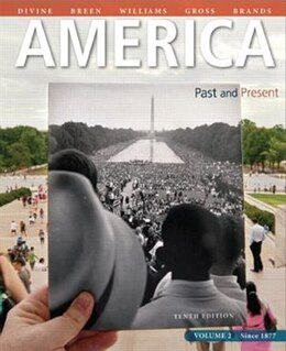 Book America: Past and Present, Volume 2 by Robert A. Divine