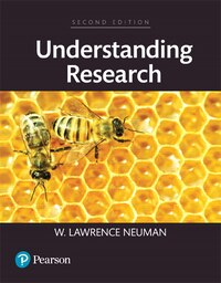Understanding Research, Books A La Carte