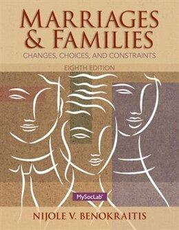 Book Marriages And Families by Nijole V. Benokraitis