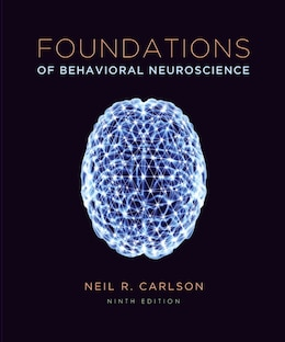 Book Foundations Of Behavioral Neuroscience (paper) by Carlson, Neil R.