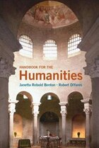 Handbook For The Humanities Plus New Myartslab With Etext -- Access Card Package