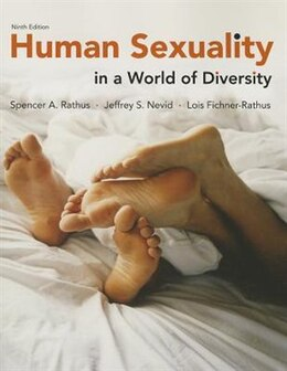 Book Human Sexuality In A World Of Diversity (paper) by Spencer A. Rathus