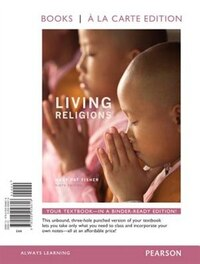 Living Religions, Books A La Carte Edition