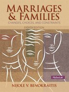 Marriages And Familes Plus New Mysoclab With Pearson Etext -- Access Card Package