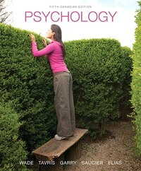 Psychology, Fifth Canadian Edition