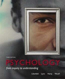 Book Psychology: From Inquiry To Understanding (paperback) by Scott O. Lilienfeld