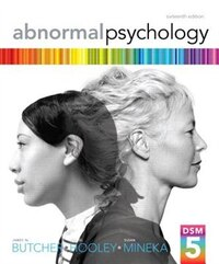 Abnormal Psychology Plus New Mypsychlab With Etext -- Access Card Package